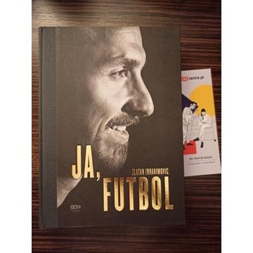 książka Ja, Futbol zlatan ibrahimović ronaldo TANI