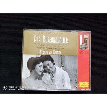 STRAUSS Der Rosenkavalier Karajan DGG Okazja