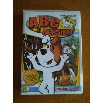 ABC z Reksiem PC PL Program edukacyjny dla dzieci