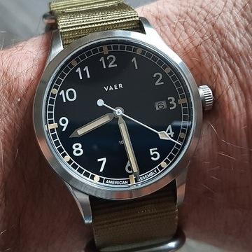 Zegarek Vaer C5 Heritage