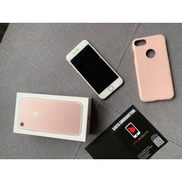 iPhone 7 Gold Rose