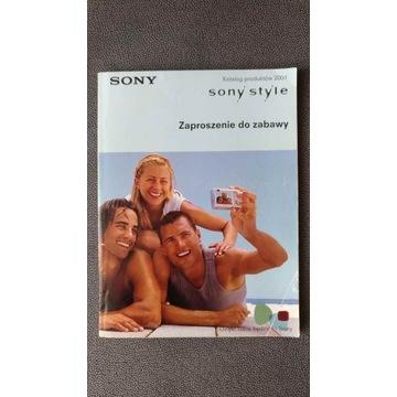 Katalog Sony 2004