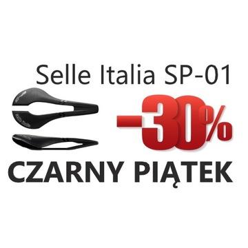 Selle Italia SP-01 TM S3 Superflow czarny piatek