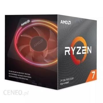 Procesor AMD Ryzen 7 3700x Nowy gwarancja 24msc