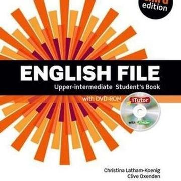 English File Upper - intermediate j.ang podręcznik