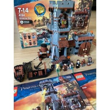 Lego 4194  Zatoka Spienionych Fal