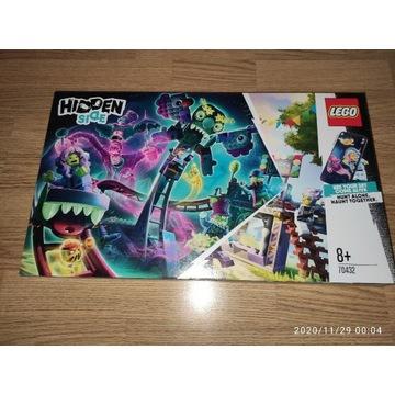 LEGO 70432 HIDDEN SIDE NAWIEDZONY LUNAPARK