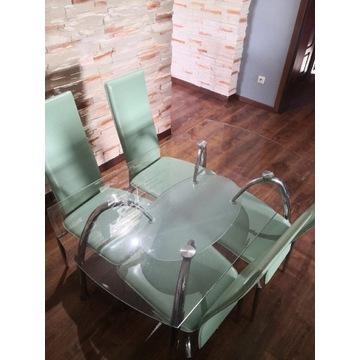 Stół+4 krzesła