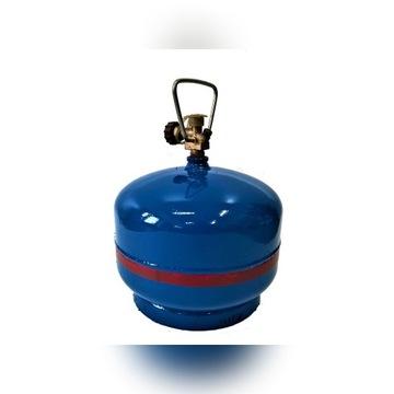 Butla turystyczna gazowa 2kg Z GAZEM