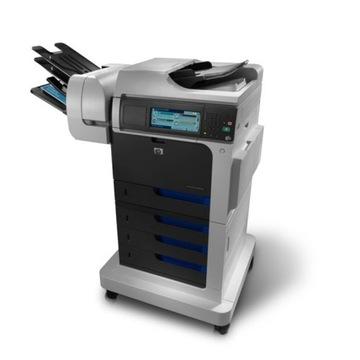 Drukarka HP CM4540 MFP laser kolor zadbana tonery