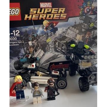 Lego 76030 Super Heroes Marvel