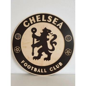 Herb Chelsea Londyn szalik koszulka