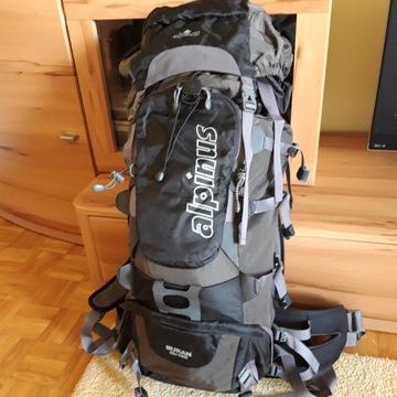 Alpinus Buran 60 + 15 NOWY plecak turystyczny