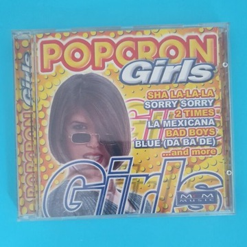 Popcorn Girls CD Loona ATB Mr President Eiffel 65