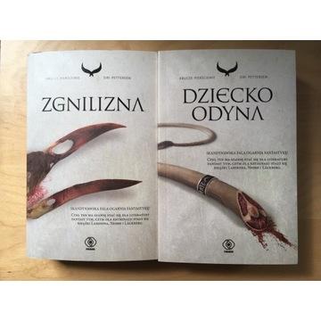Dziecko Odyna Zgnilizna Siri Pettersen saga
