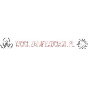 www.zainfekowani.pl domena marketingowa na czasie!