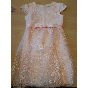 Piękna sukienka 11-12 lat wesele, chrzciny
