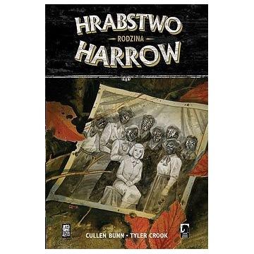 Hrabstwo Harrow tom 4 komiks NOWY FOLIA