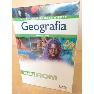 GEOGRAFIA - multimedialna baza wiedzy
