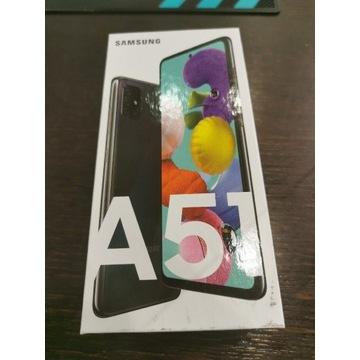 Samsung Galaxy A51 czarny