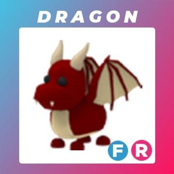 Roblox Adopt Me Dragon FR