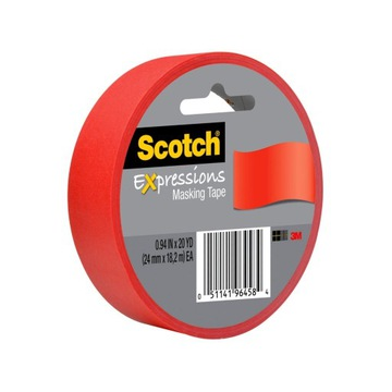 Taśma maskująca Scotch Expressions 24 mm x 18,2 m