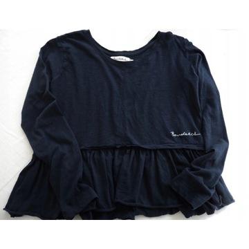 BONDELID. urocza bluzeczka z baskinką 158 cm