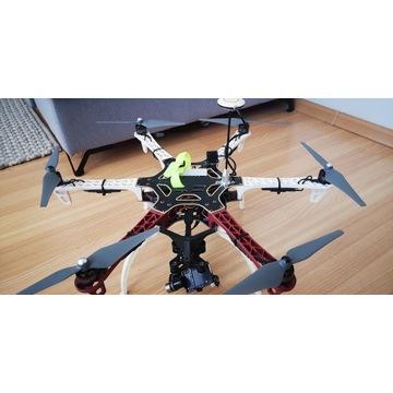 Dron dji f550 zetaw