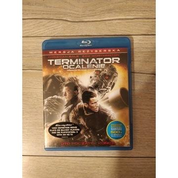 Terminator Ocalenie Blu-ray