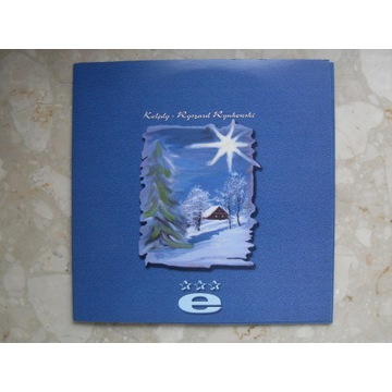 CD RYSZARD RYNKOWSKI KOLĘDY TRADYCYJNE WYKONANIE