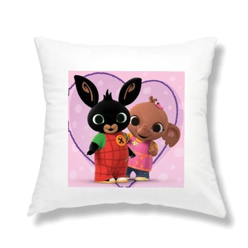 Poduszka dla dziecka Bing bajka dla dziecka 40x40