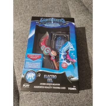 Lightseekers Electro EEL + Card od Tomy 8+