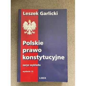 Polskie prawo konstytucyjne 2009 Garlicki