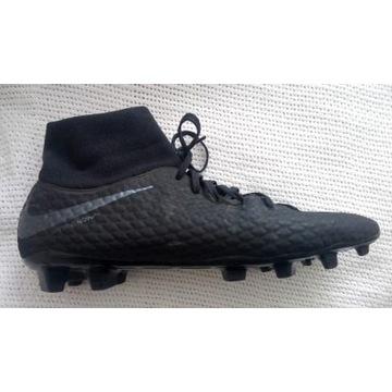 korki Nike Hypervenom skin ze skarpetą 47,5