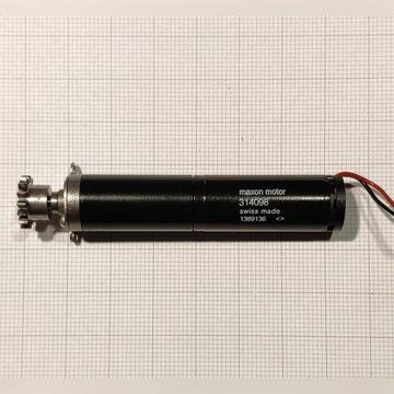 Silnik Maxon Motor 12VDC / 3W  przekładnia 275:1