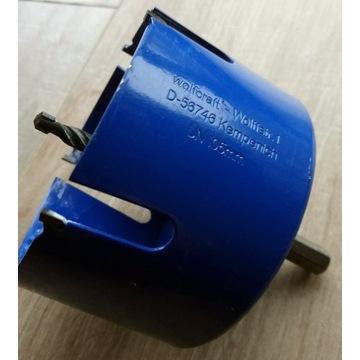 Otwornica uniwersalna HEX 105 mm WOLFCRAFT 3887000