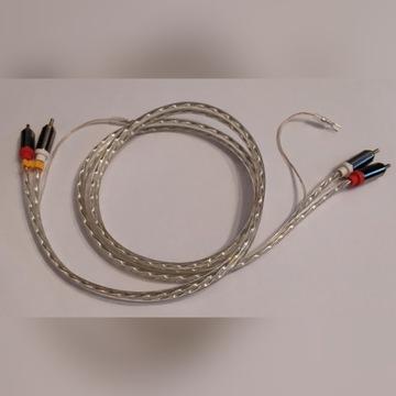 Kabel RCA gramofonowy Pro-Ject