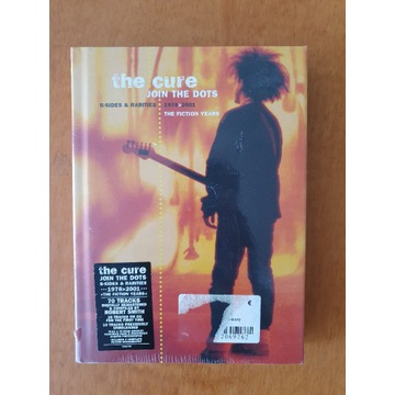 The Cure JOIN THE DOTS B-SIDE & RARITES 4CD NOWE