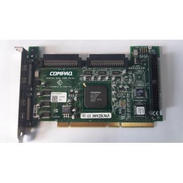 SCSI Card | Adaptec ASC-39160 | 2xU160