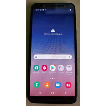 Samsung A6  2018 Dual Sim NFC