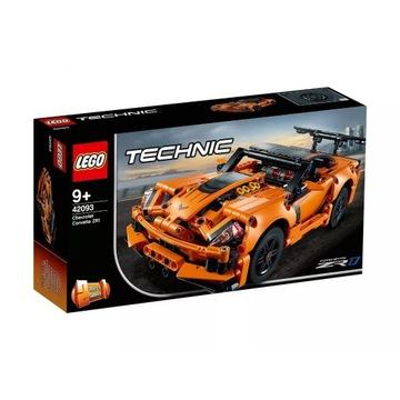 LEGO TECHNIC Chevrolet Corvette ZR1 42093 NOWY !!!