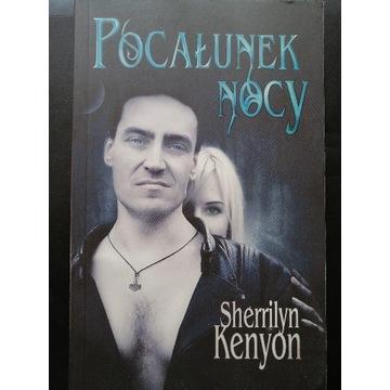 Książka Sherrilyn Kenyon Pocałunek nocy