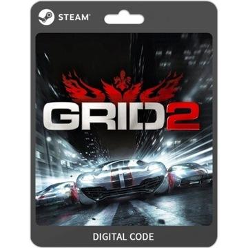 GRID 2 | STEAM PC | KLUCZ | AUTOMAT