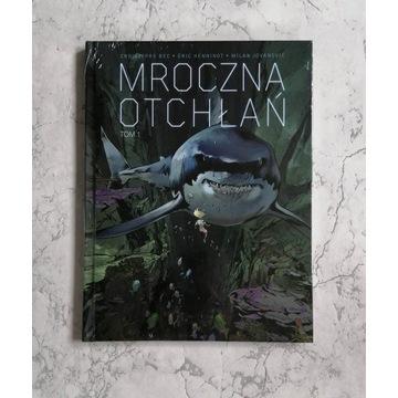 Mroczna Otchłań, tom 1 - Bec