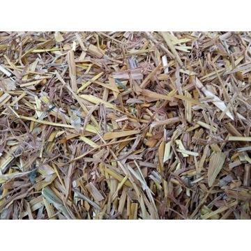 Sieczka pocięta słoma owsiana świeża, 9 litrów