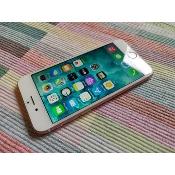 ++ ZADBANY  iPhone 6s 16GB Rose GOLD - Komplet ++