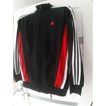 Adidas dres M czarny unisex 100% Oryginał piekny