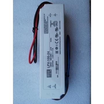 Zasilacz LED MW 100W/220-240/24V