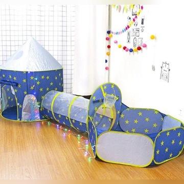 Basen, namiot dla dzieci