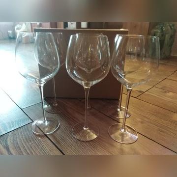 Kieliszki do wina, komplet 6 sztuk! 26 cm
